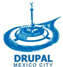 DrupalCamp Mexico City logo