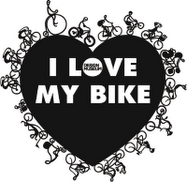 I love my bike!