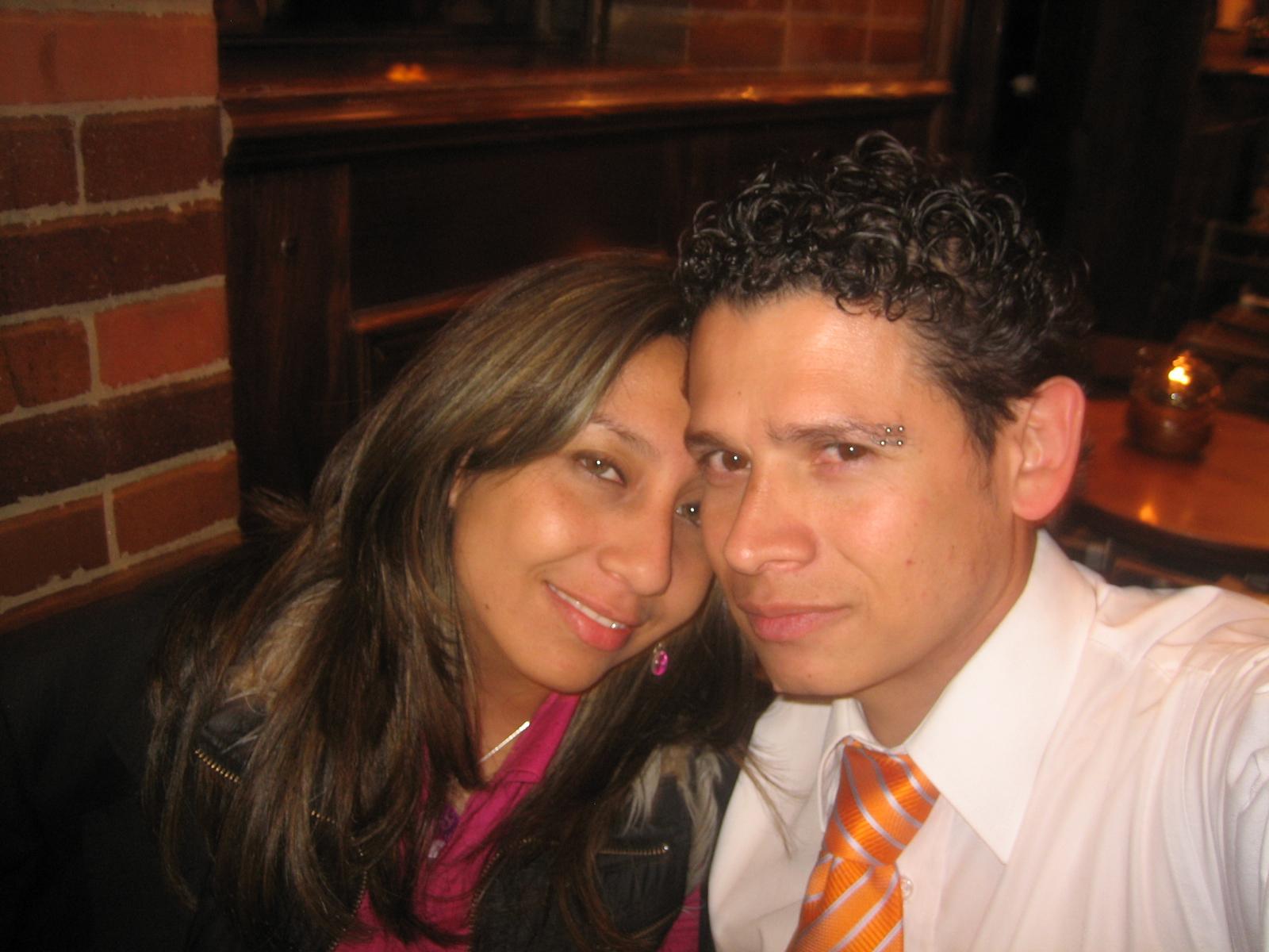 Jimmy and Sandra