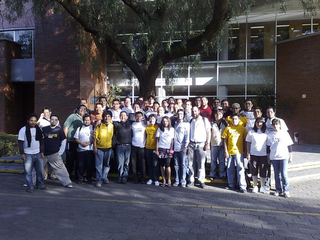 RubyCamp UNAM - June 5, 2009