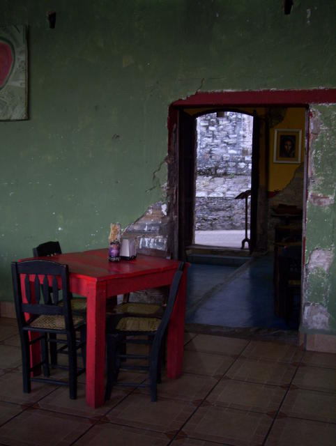 Nice coffee/bar in Xilitla