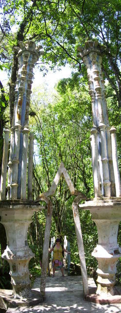 Las Pozas: Surrealist garden in Xilitla