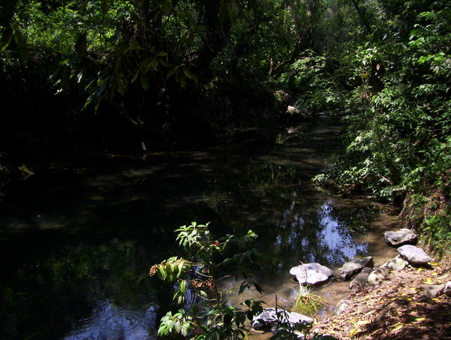 Near the birth of the Huichihuayán river