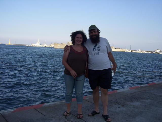 Veracruz port!