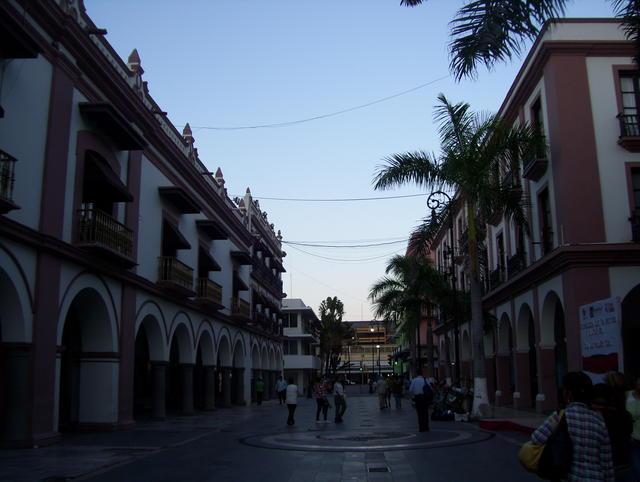 Downtown Veracruz