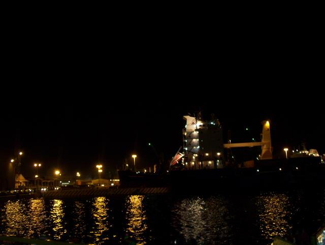 Veracruz port