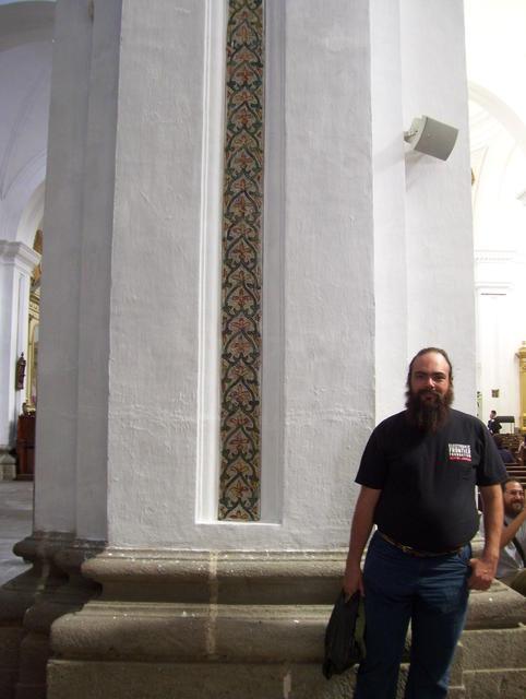 Iglesia de la Merced, Antigua Guatemala