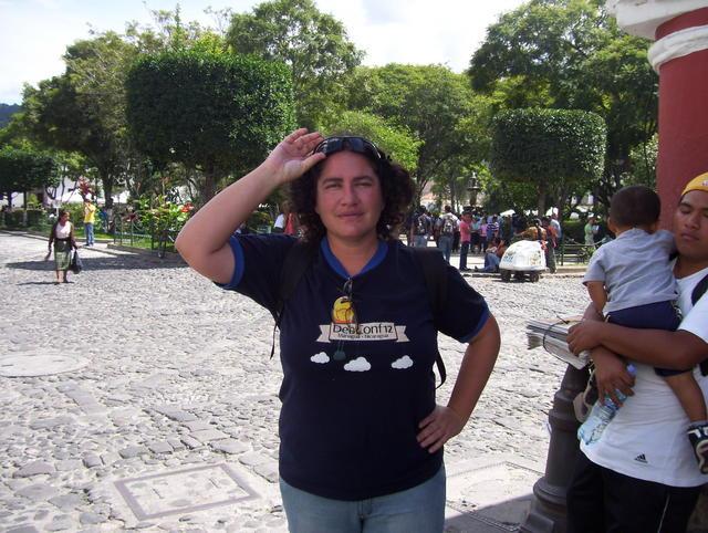 Regina in Antigua Guatemala