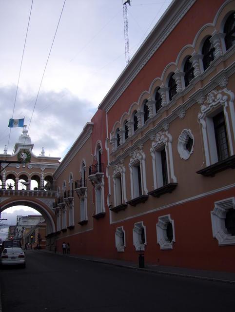 Palacio de Correos, Guatemala