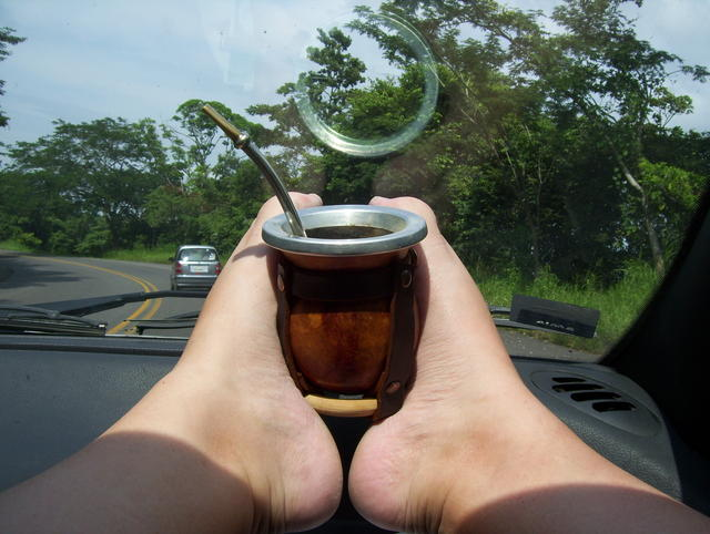 Mate on the go!