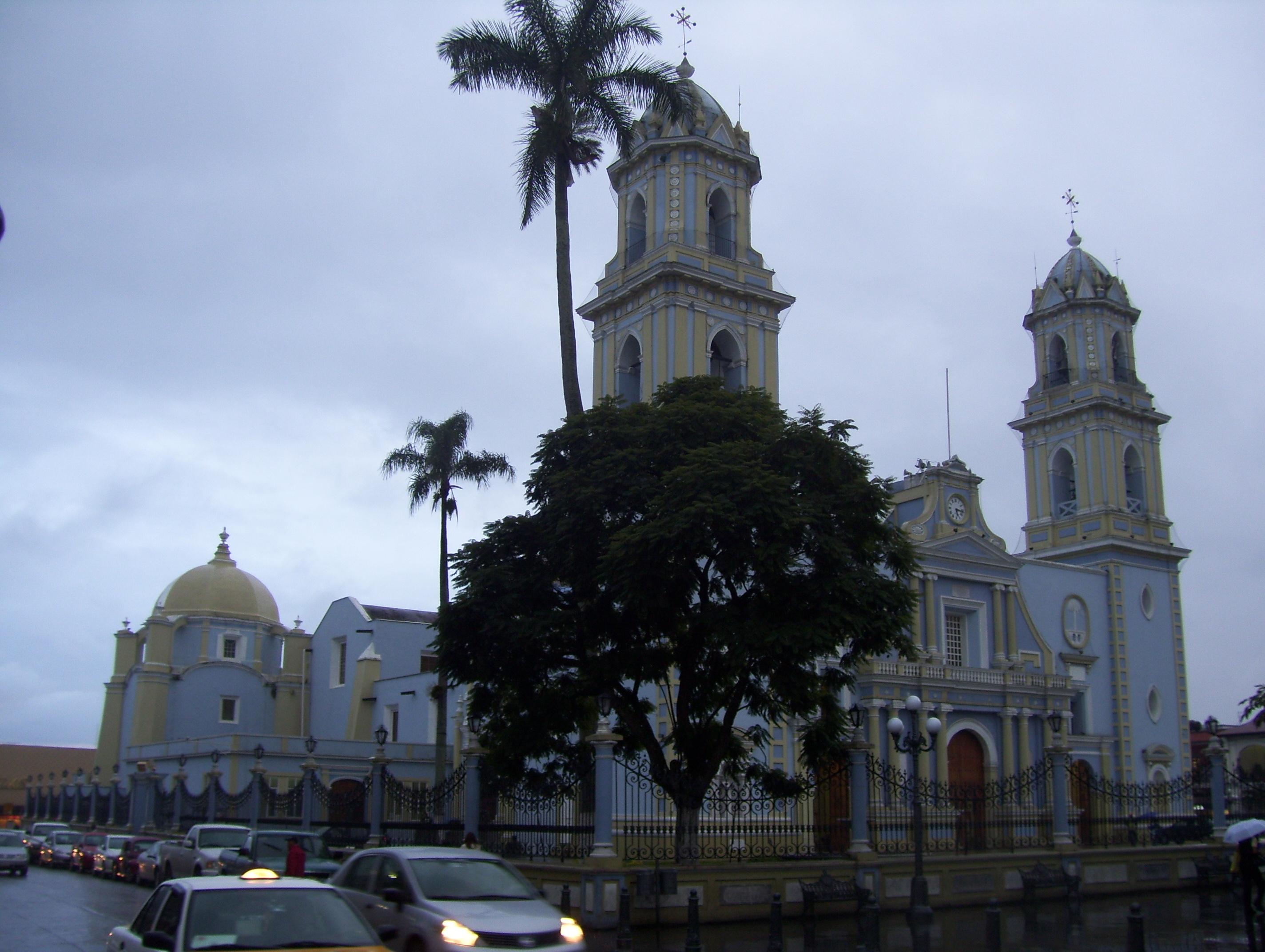 And so we arrive to Córdoba, Veracruz