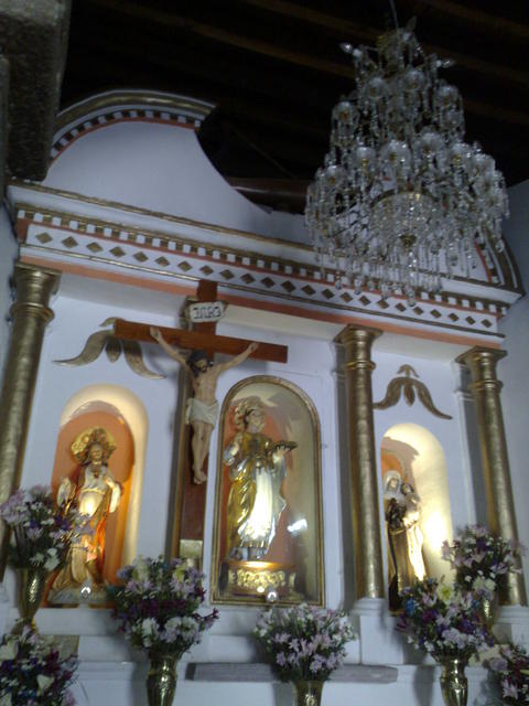 Santa Cecilia Acatitlan church, Tlalnepantla