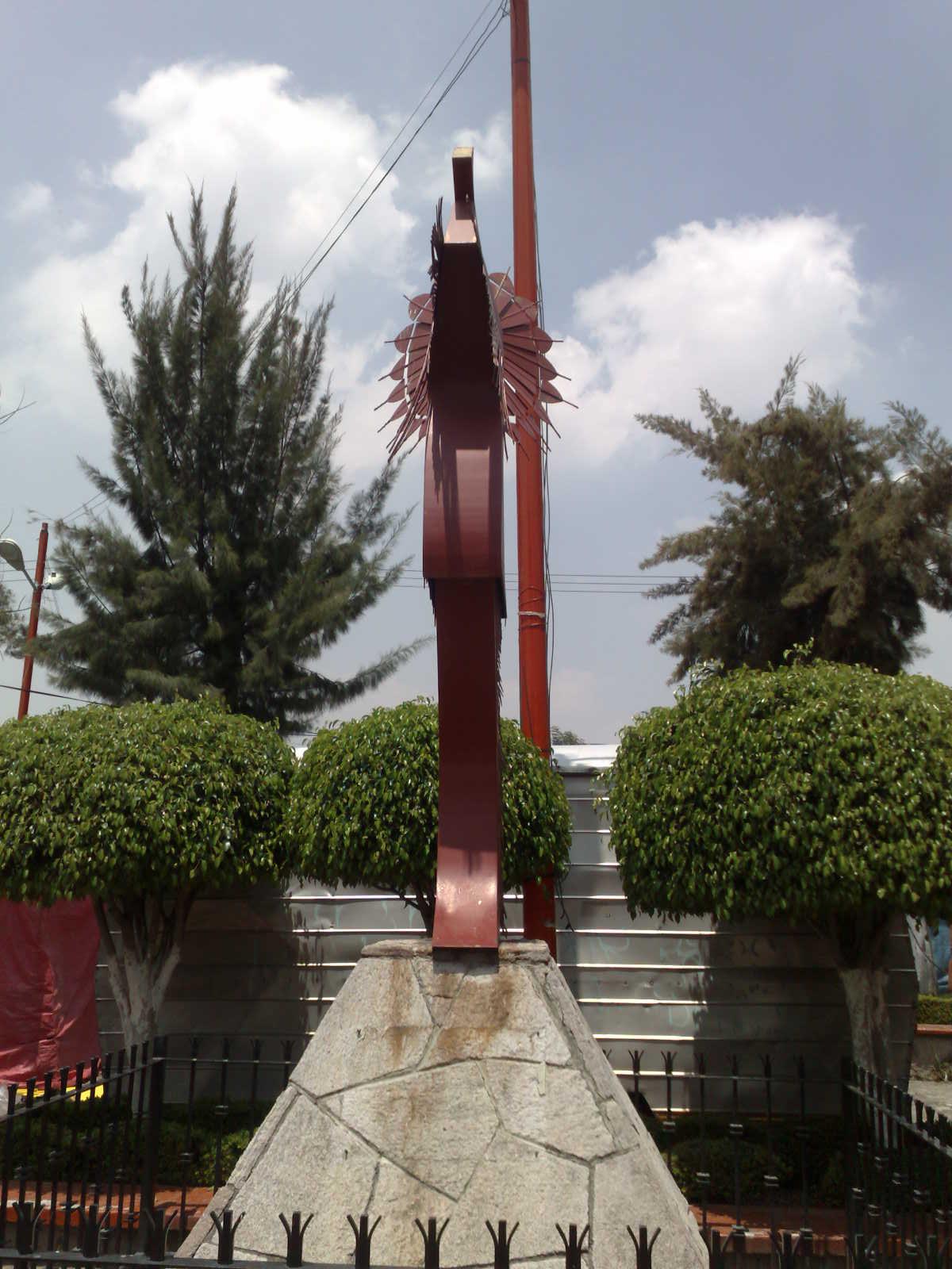 Apache in Plaza Wichita, San Bartolo Tenayuca, Tlalnepantla