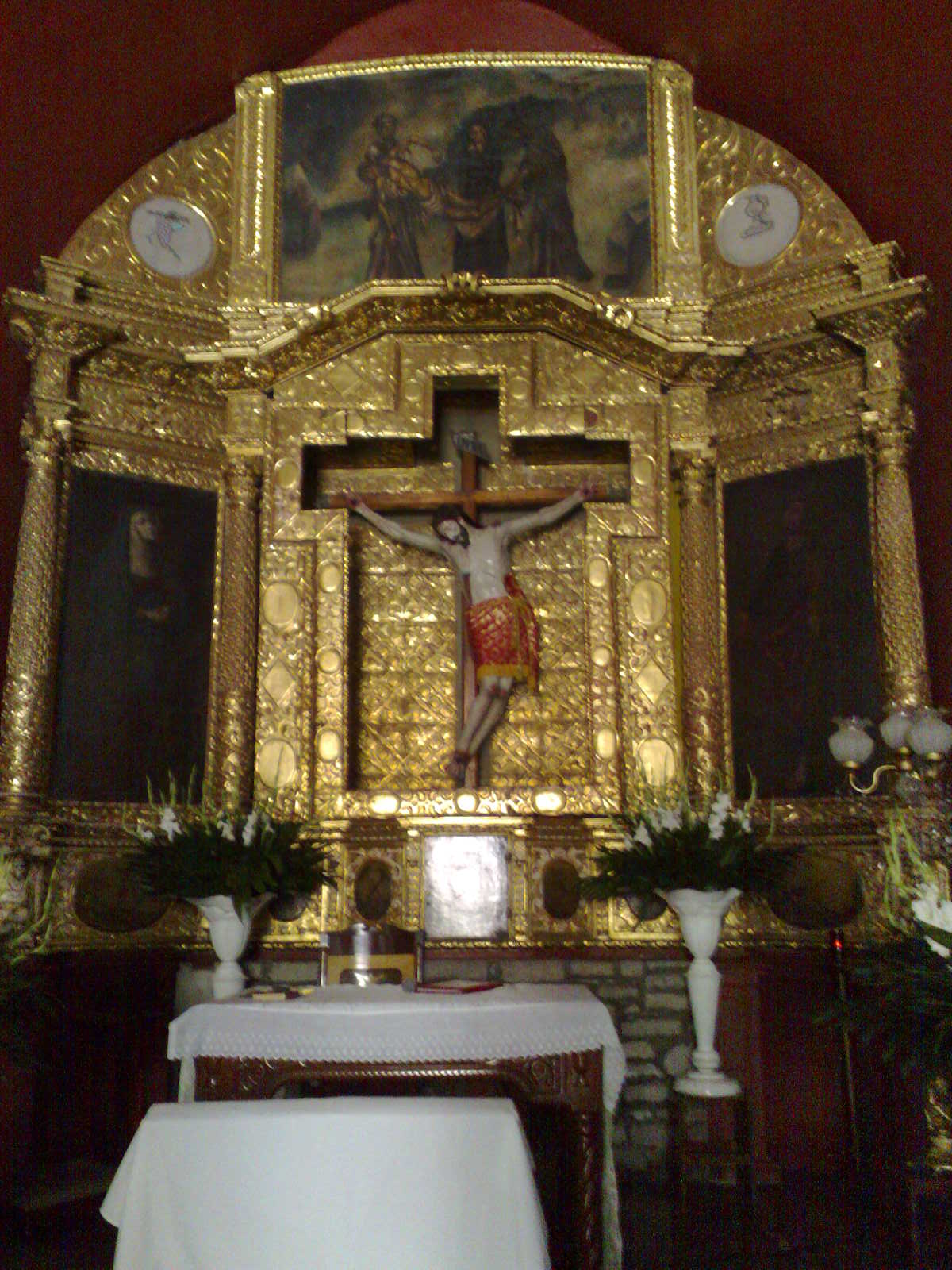 San Bartolo Tenayuca church, Tlalnepantla