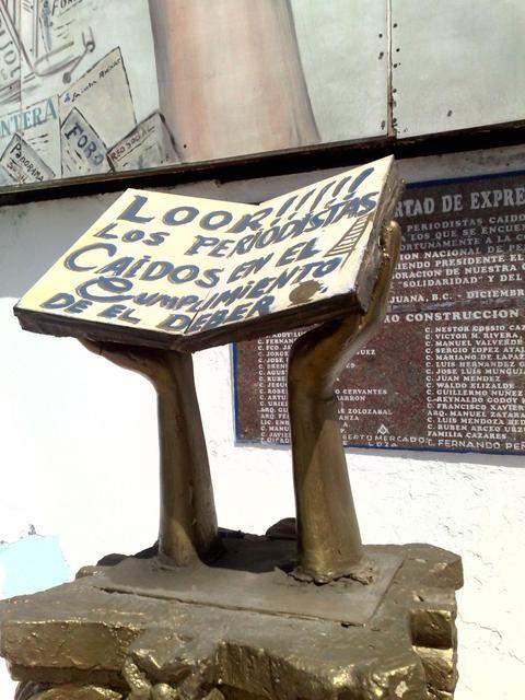 Plaza cívica «Libertad de expresión»