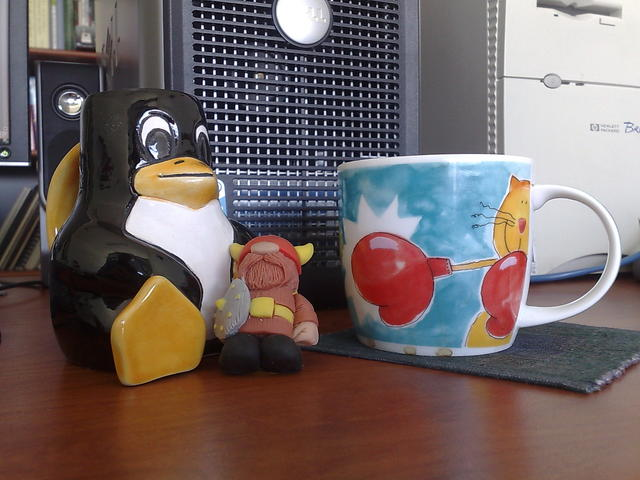 Linux ranks high on stability — One more time
