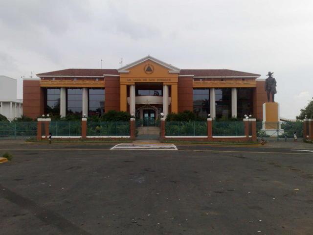 Casa de los Pueblos, Managua