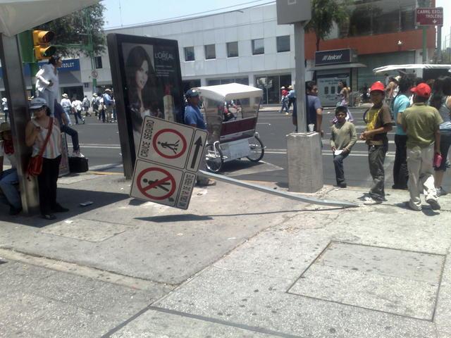 Safe crossing‽