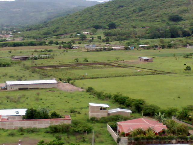 Estelí, from the viewpoint