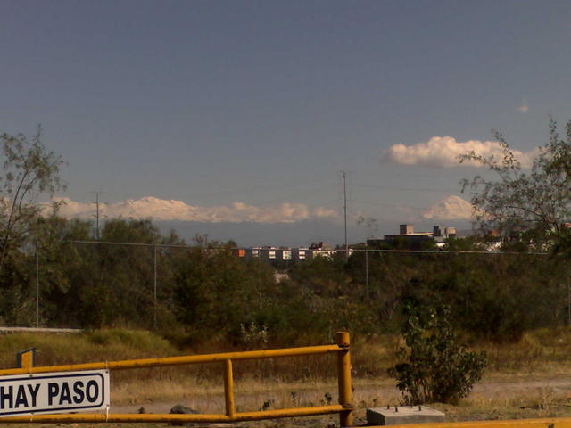Los Volcanes - Popocatépetl, Iztaccíhuatl