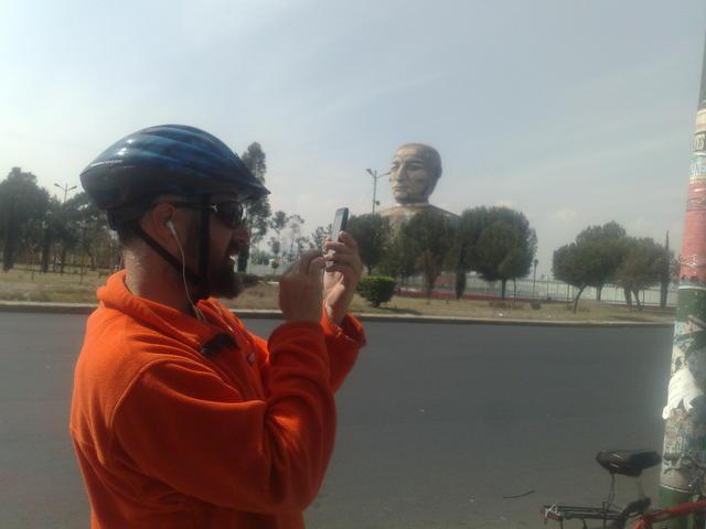 Al, in Cabeza de Juárez