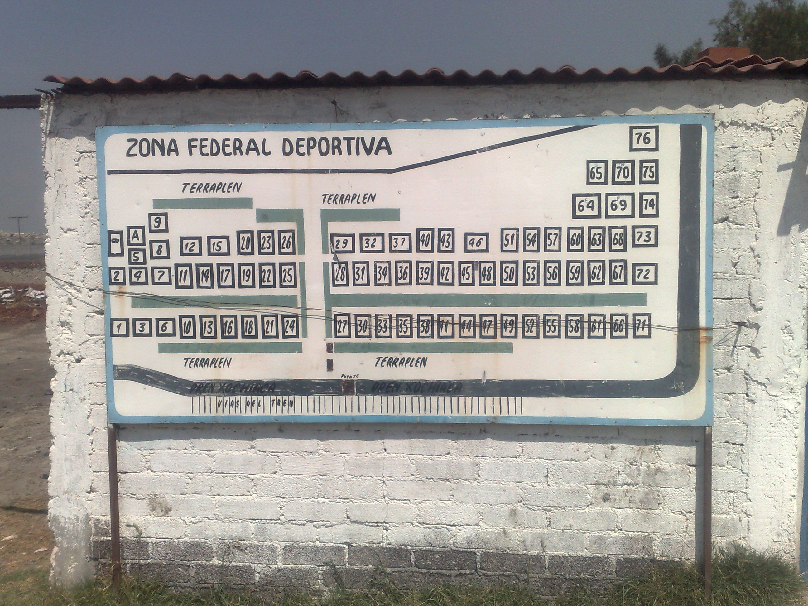 "Ecological, recreational zone ""Ing. Gerardo Cruickshawn García"""