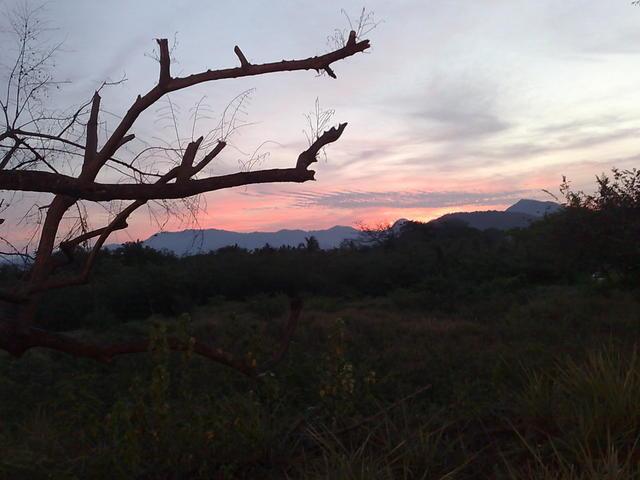 Sunrise in Ixtapa