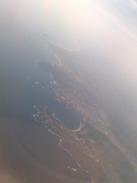 Ixtapa-Zihuatanejo shoreline