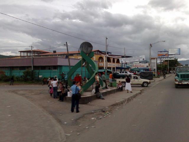 Estelí Centenary monument