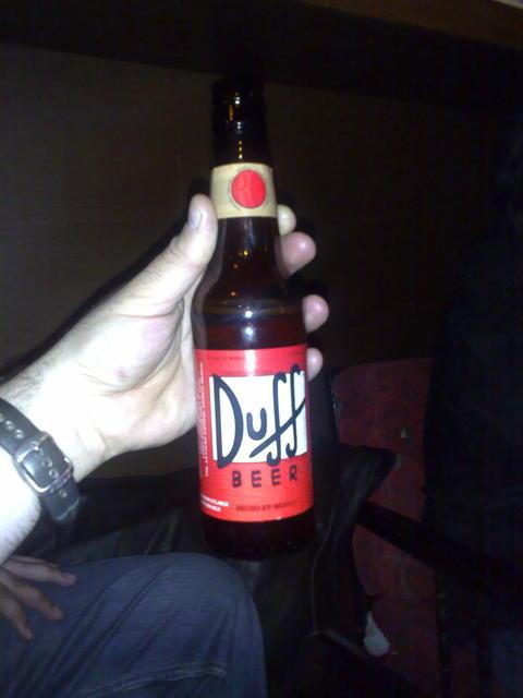 Duff!