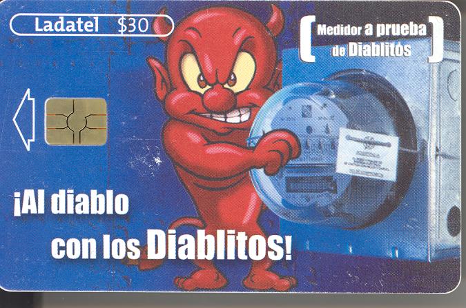 no a los diablitos 3