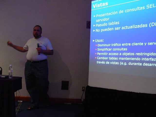 Talking about PostgreSQL