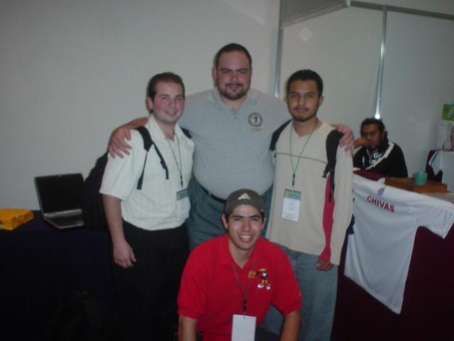 Monterrey crew
