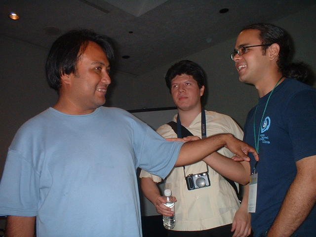 Punko, Javier and Tacvbo
