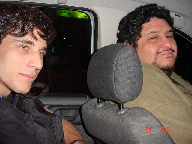 Kov and Raúl