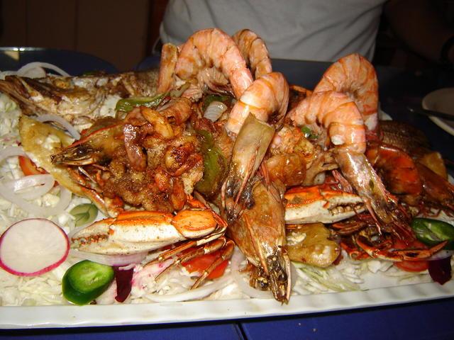 YUMMY! Tapachulan seafood