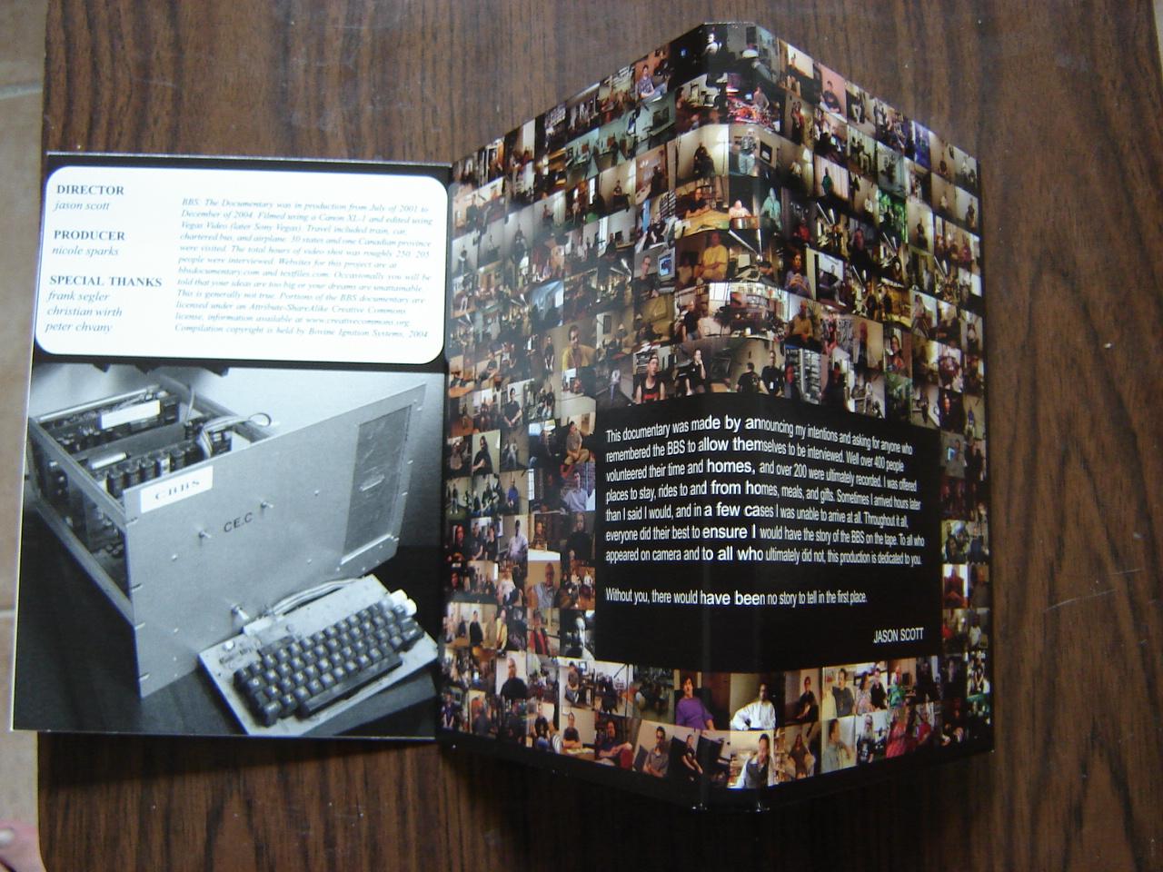 BBS: The documentary