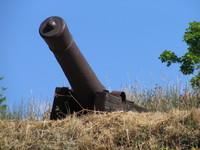 Cannon in Suomenlinna