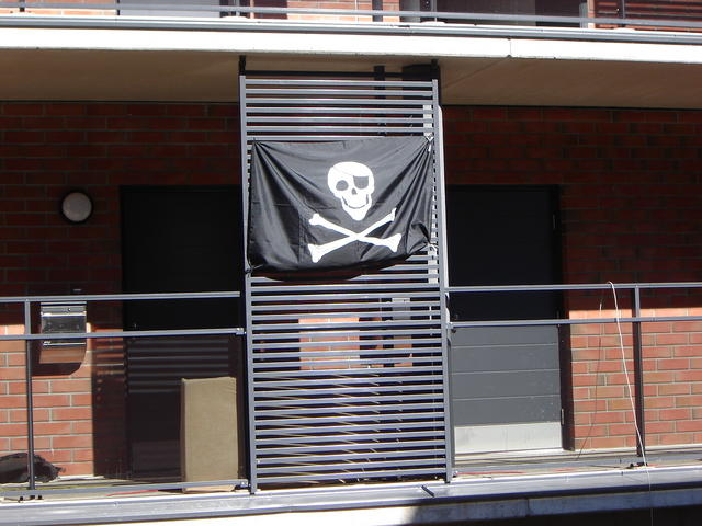 Damn communist pirate hackers!