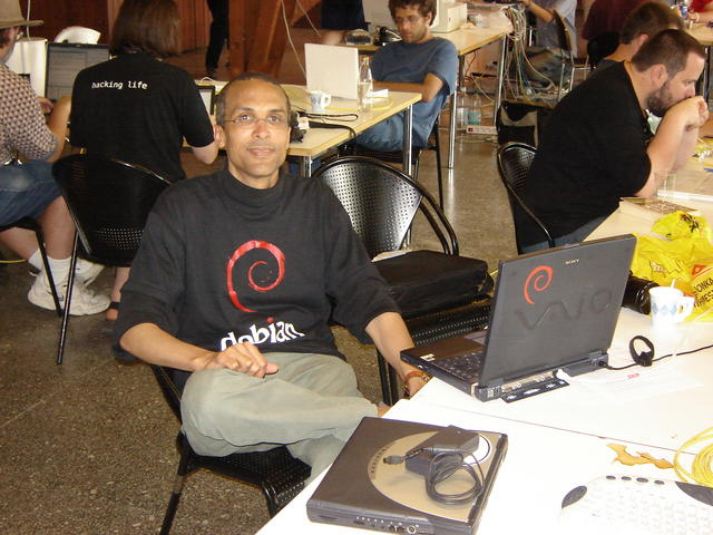 Ralph Amissah, while we worked on Sisu