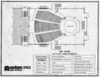 Auditorium layout