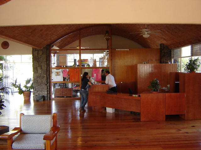 Tepozteco reception