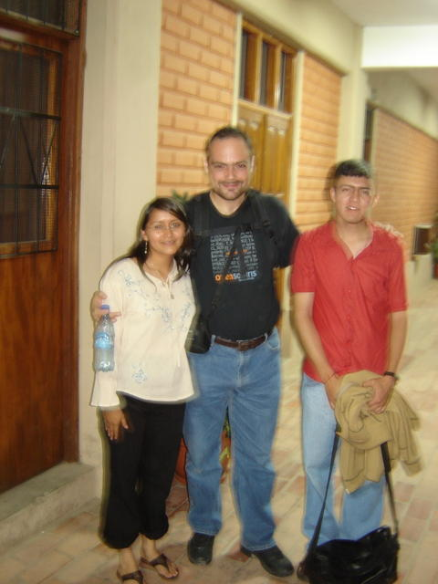 In Sucre, October 14/15