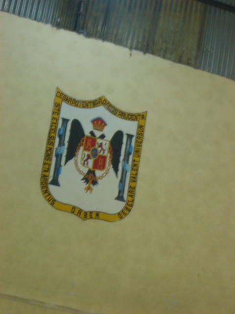The Potosí coat of arms: So Spanish it's hard to believe!