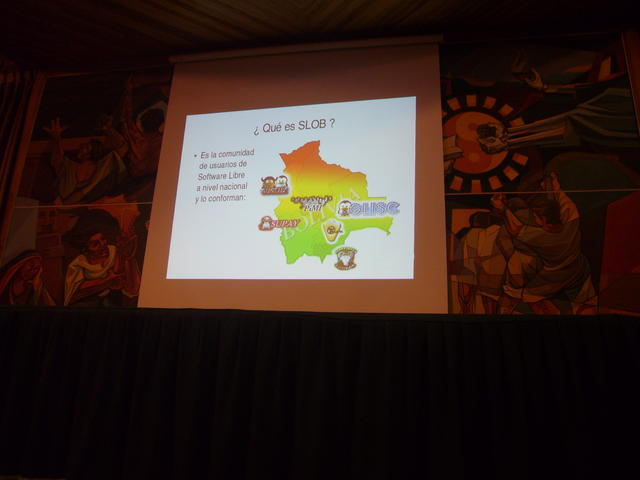Linux User Groups in Bolivia