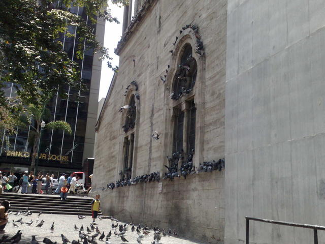 Manizales cathedral