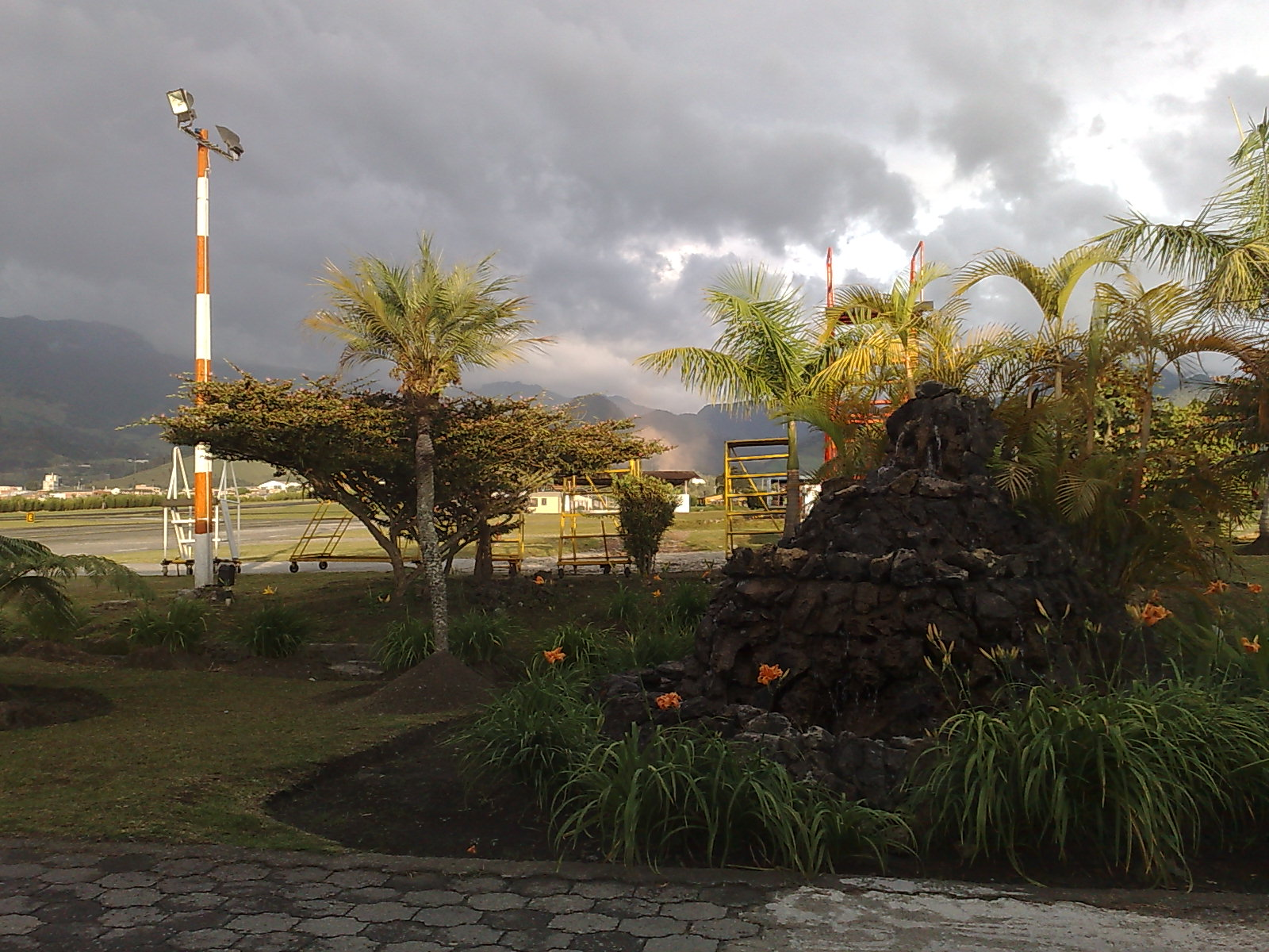 Manizales airport