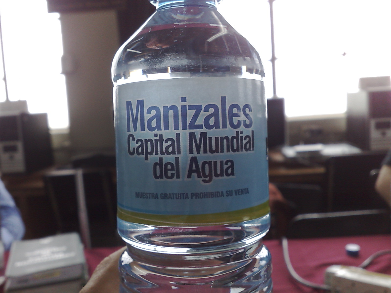 Manizales: The world's water capital