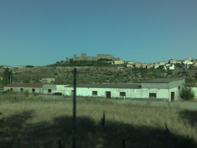 Many Spanish cities and towns have still a medieval castle