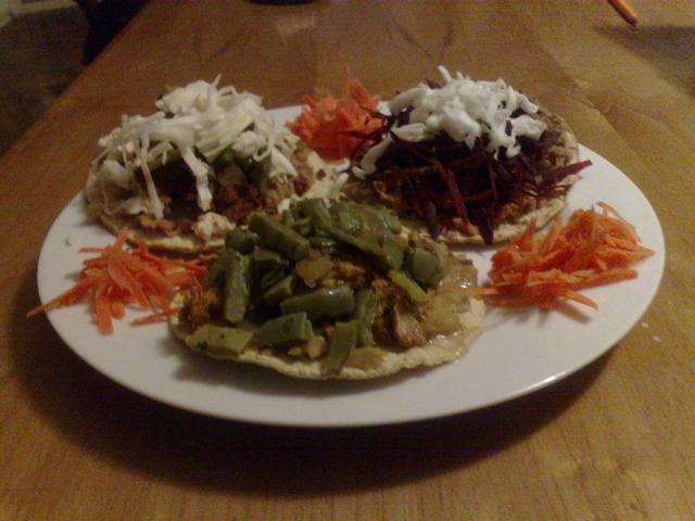 Update: A correspondingly pleasant dinner